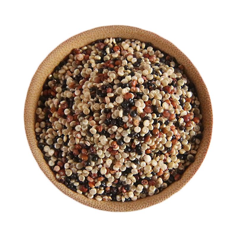 三色藜麦1500g 新黎麦孕妇宝宝辅食红黑白五谷杂粮 黎麦米粥 藜麦