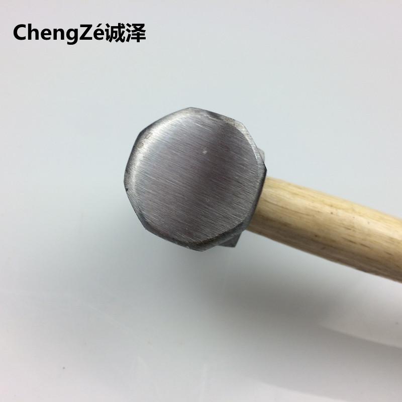 铁锤方锤子大锤大铁锤榔头大榔头八角锤 锻打石工锤 建筑锤石头锤