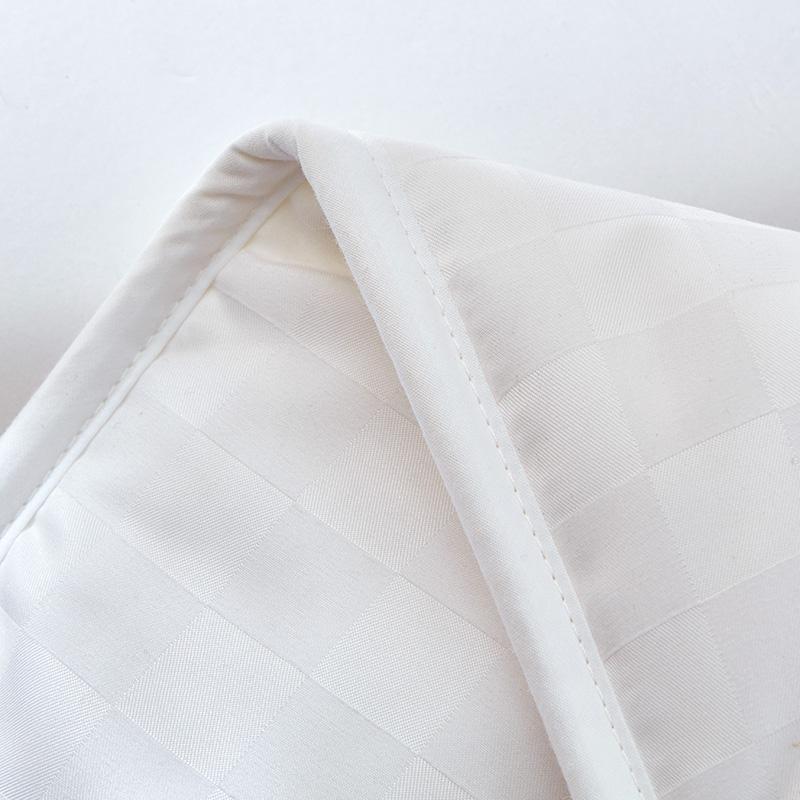 LOVO家纺蚕丝春秋被床上用品被子被芯单双人冬被