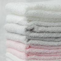 直营日本今治著名产区纯棉毛巾 5秒吸水长绒棉洗脸巾家用樱禾美人 (¥69)
