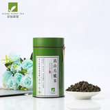 19 years spring tea Taiwan high mountain tea oolong tea tea fragrance type organic tea 100g canned kung fu tea gift box