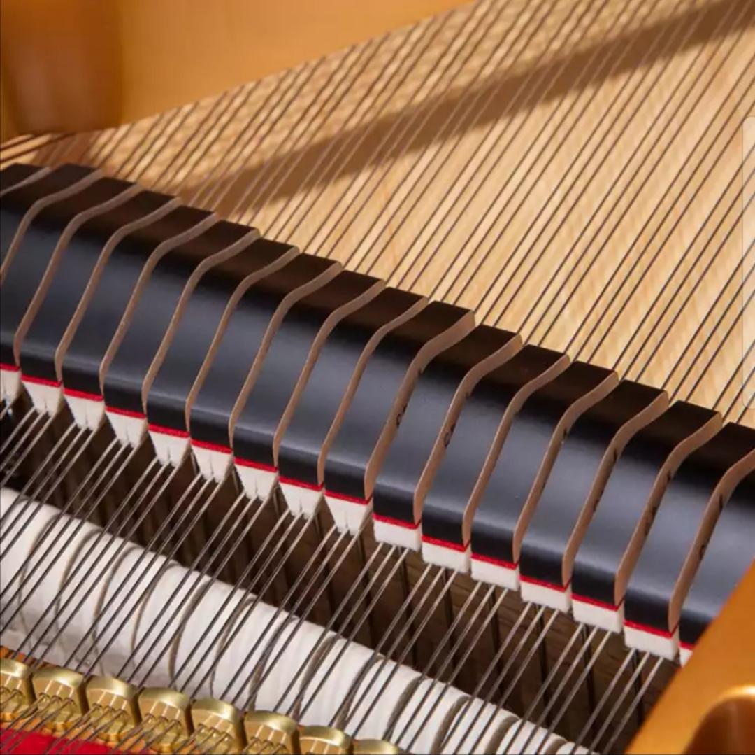 皇冠卧式三角钢琴舞台专业演奏考级家用教学 GP148LS8 珠江正品全新