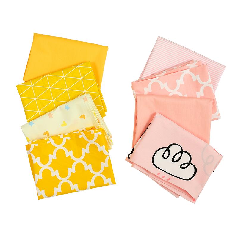 梦安馨宝宝床单婴儿床床单垫单纯棉婴儿床上用品宝宝床品婴童床单