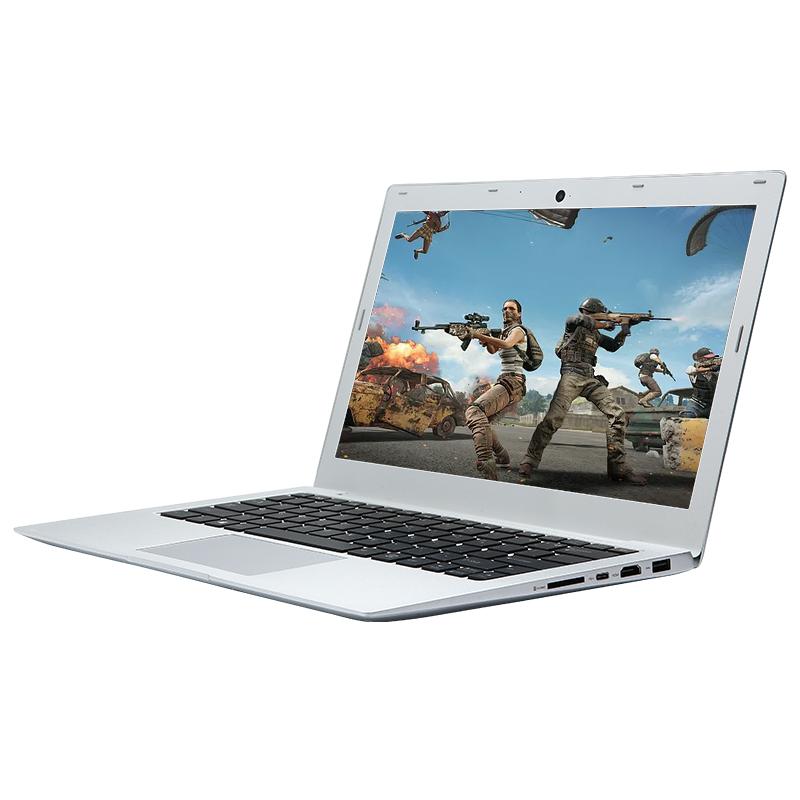 笔记本电脑轻薄窄边框金属学生办公用商务超极本 4600U I7 寸 15.6