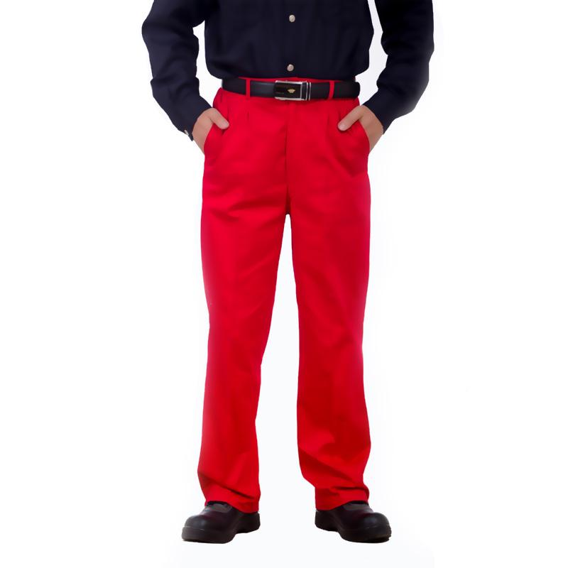 春夏工作裤男款 耐磨耐脏工作服裤子工地机修工装裤汽修劳保裤