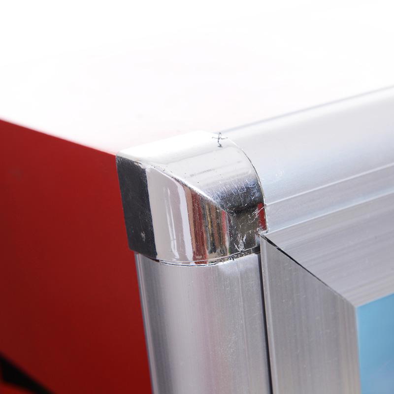 新品包邮4KG*2+2灭火器防毒面具组合箱落地式国标铝合金灭火器箱