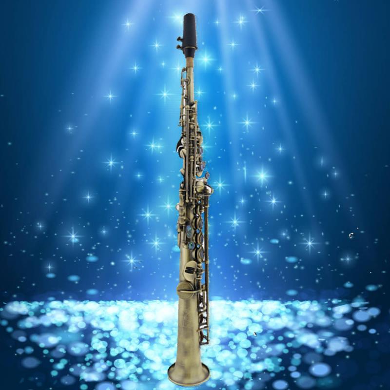 调高音直管萨克斯乐队初学考级专业直管萨克斯风乐器 B 降 82z 雅马哈