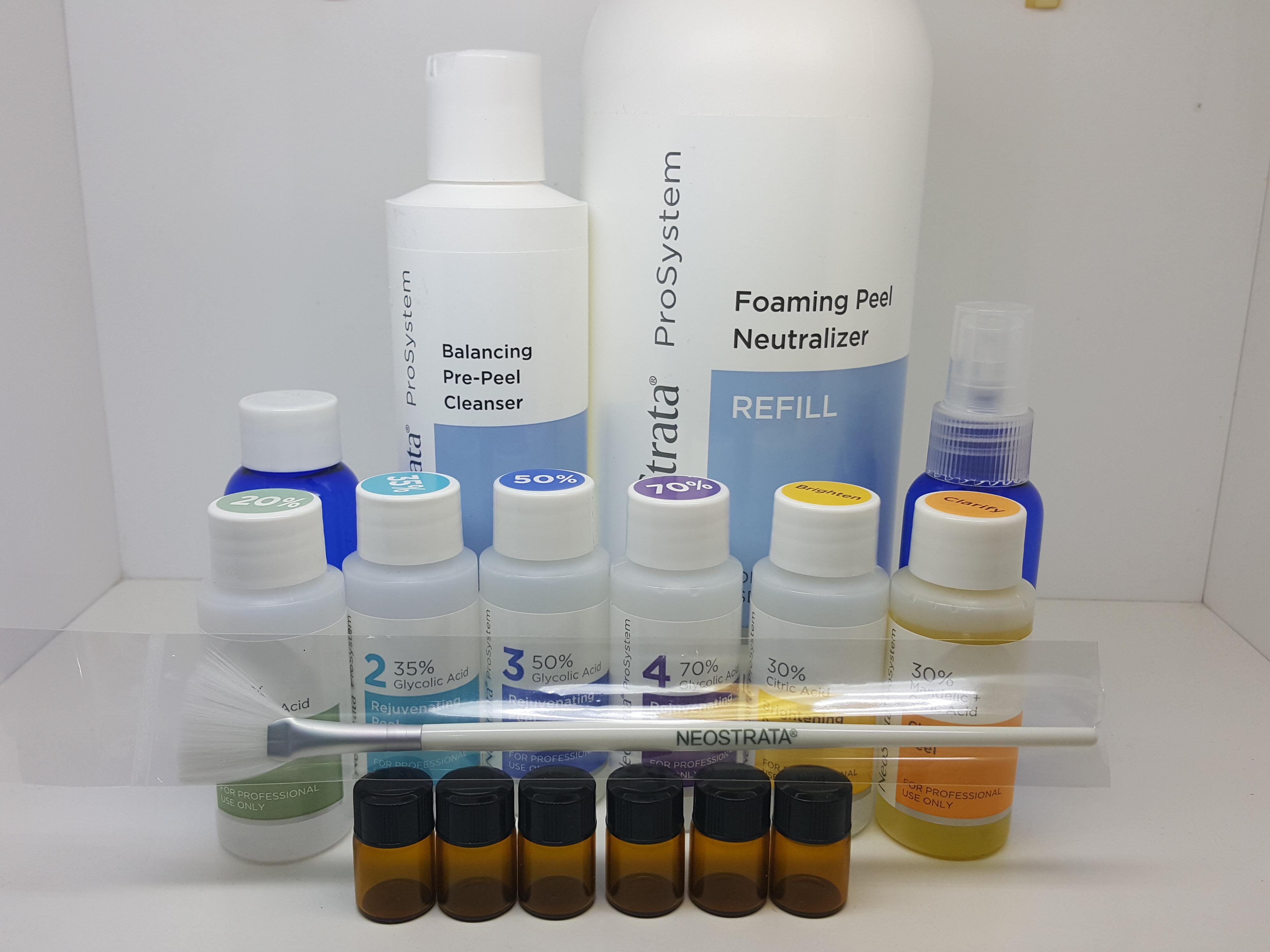 NeoStrata  果酸 原液 及中和液