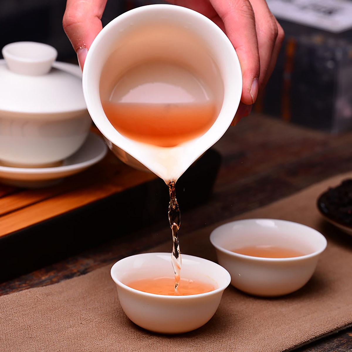 新茶黑乌龙茶高浓度油切高山茶叶浓香型木炭技法散装陶瓷罐装 2019