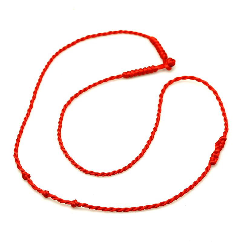 年本命年红绳腰链肚皮舞女士款装饰红色性感体链腰带女光身饰品男