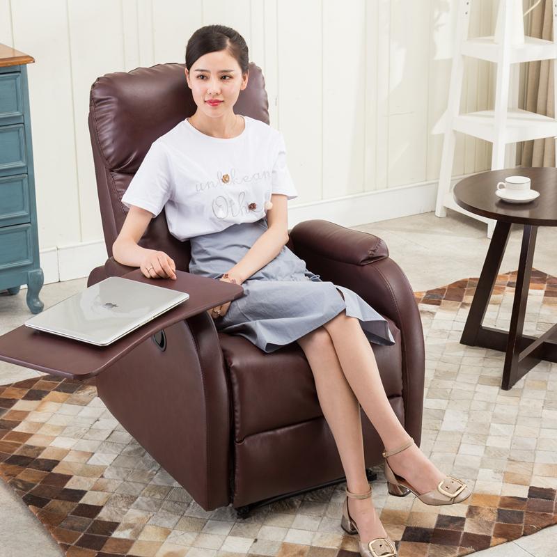 可躺美容体验椅美甲沙发椅美甲店美容院美甲美睫足疗床多功能躺椅