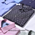 Men's long-sleeved cotton printed shirt youth leisure trend personality shirt autumn and winter new fresh and slim inch shirt