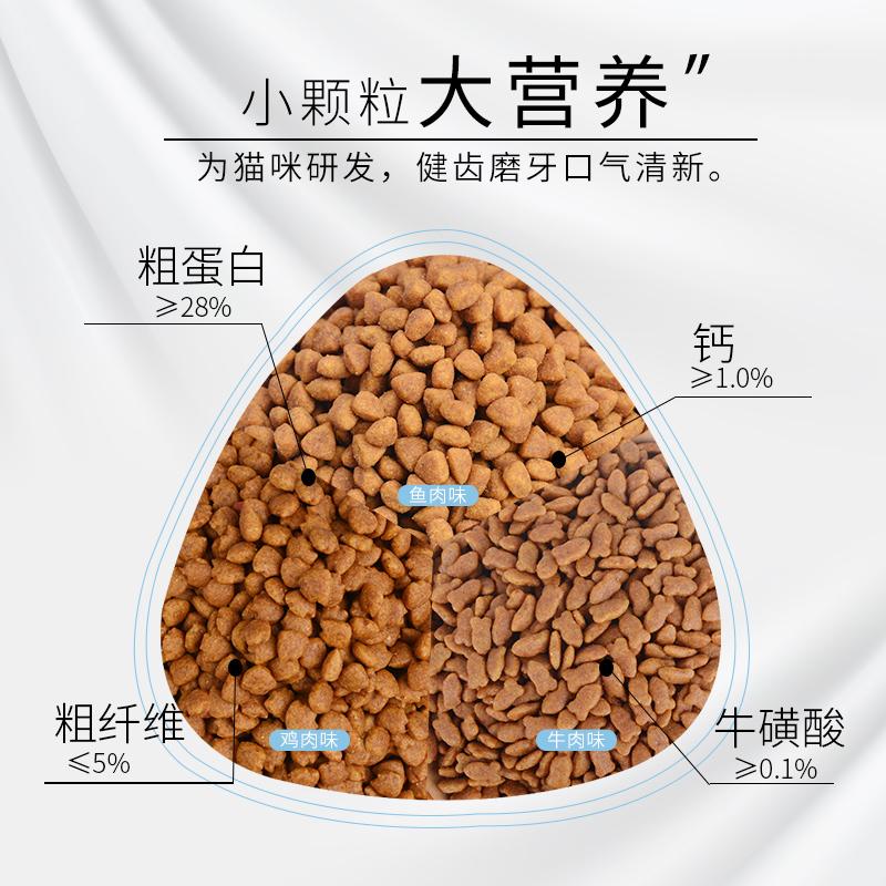 冀师傅猫粮10kg 全阶段成猫幼猫家猫室内解馋猫加菲猫布偶猫猫粮优惠券