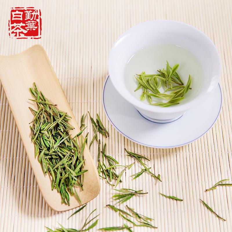 礼盒珍稀白茶高山原产地茶 250g 新茶安吉白茶明前特级 2018