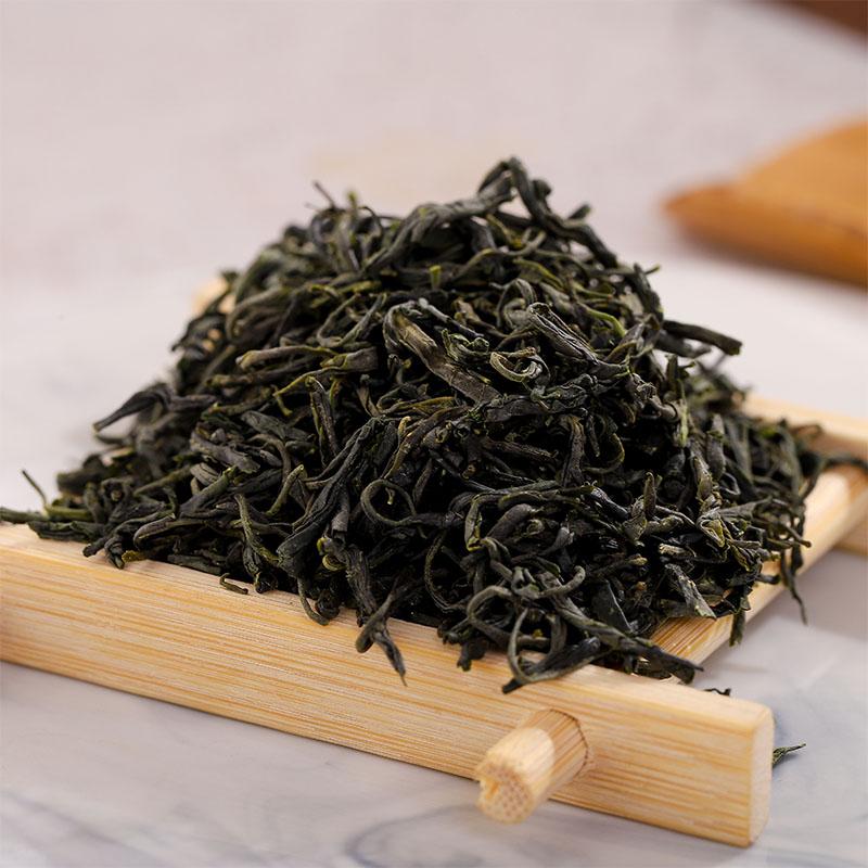 新茶 2020 袋湖北丹江口特产 100g 道茶王武当道茶禄字茶绿茶