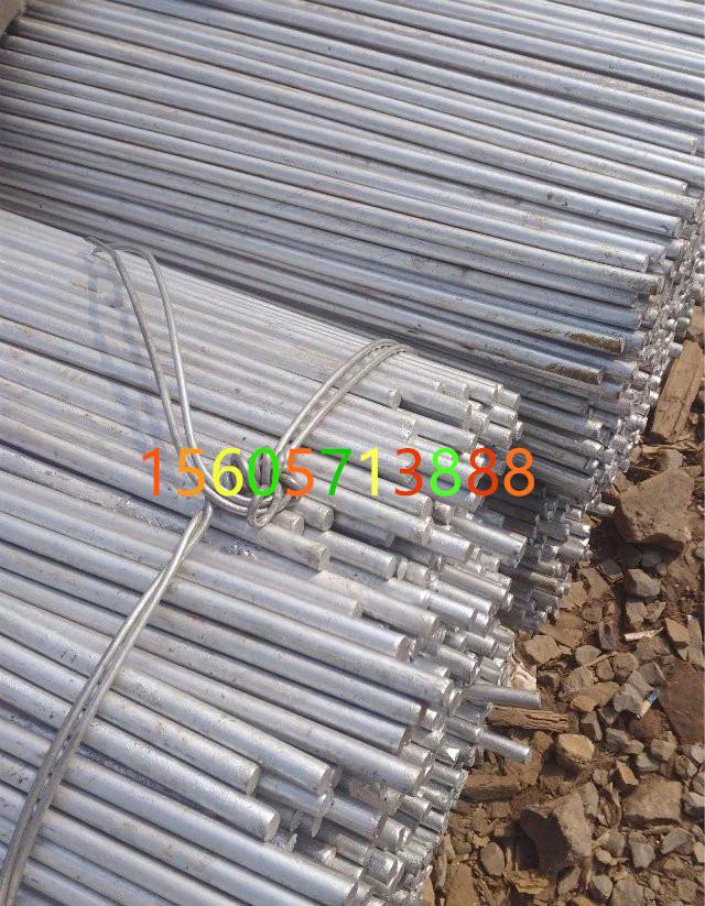 镀锌圆钢、钢材、钢筋、圆钢 避雷线用 10mm、12mm
