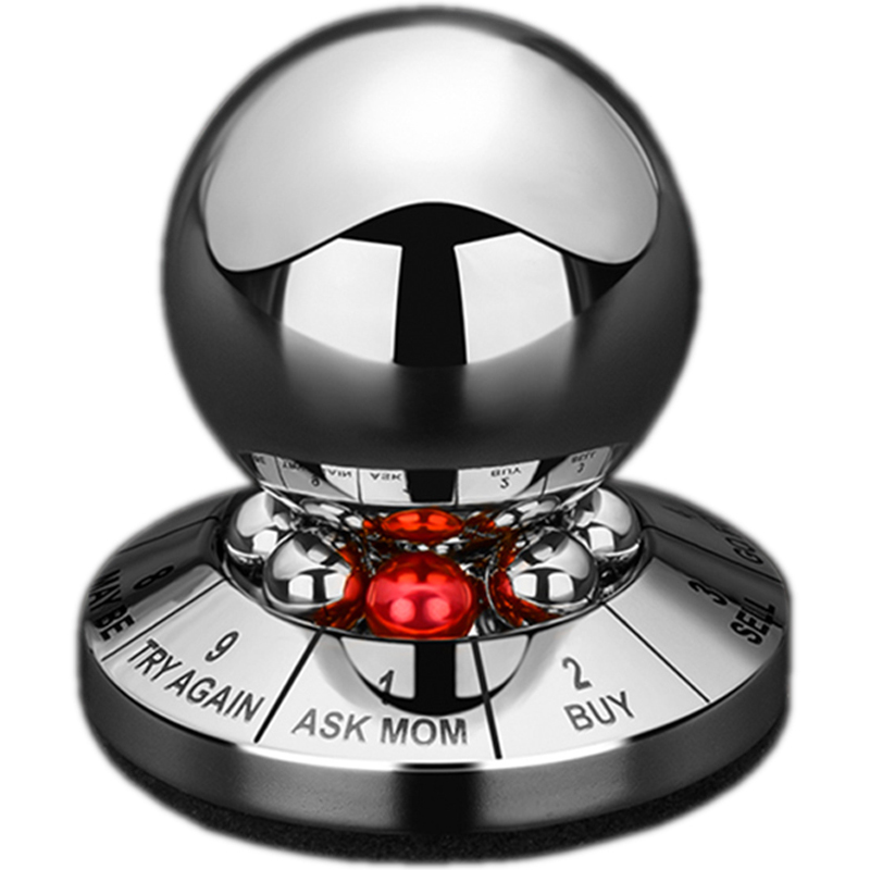 德国Modern预言决策球 创意整蛊玩具新奇 办公减压摆件 生日礼物