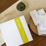 A small bush of tea, Huoshan Huangya special grade, Anhui Lu'an yellow tea, Huoshan Huangya tea, stuffed yellow craft box