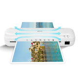 Effective home office laminator a4 laminator Mini photo picture plastic presses 3 inches 5 inches 6 inches 7 inches 8 inches mounted heat seal laminating machine Small household machine presses commercial sealing film