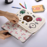 Can be installed flat ipad computer bag female 9.7 inch air3 protective cover 10.5 liner pro11 storage bag cute