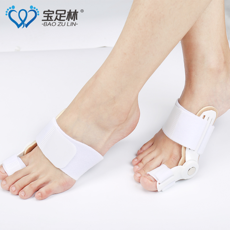 脚趾矫正器 大脚骨拇指拇外翻矫形 男女士成人日夜分指趾器可穿鞋