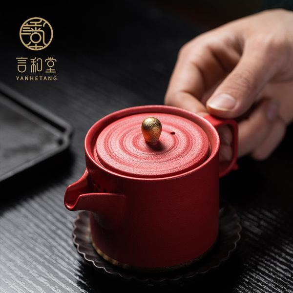 适合送爸爸的礼物什么好?几款中国红快客杯礼物