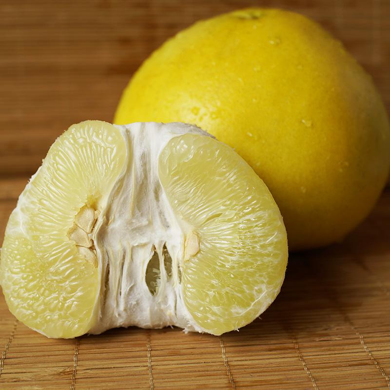 重庆特产梁平柚子梁山柚麻柚子平顶柚新鲜采摘当季时令水果20斤装