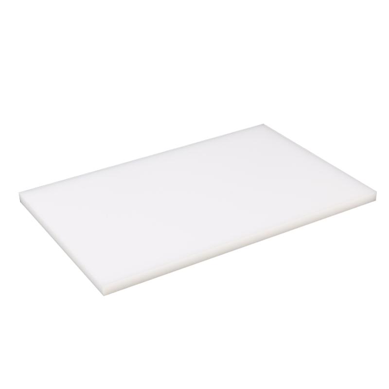 白色亚克力板白色有机玻璃板定做加工定制切割200*300MM厚5.5MM