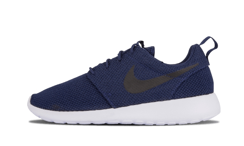 "reputable site fe7c2 2a0f8 Buy Nike roshe run ""midnight navy"" 511881-405-2014 ..."