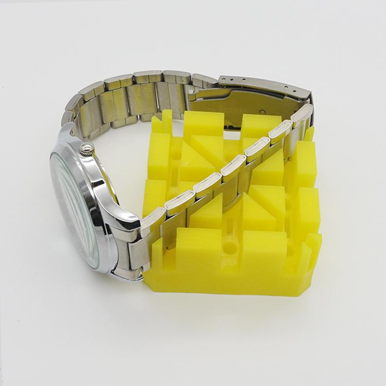 修表工具包 组合套装 截表带开后盖换电池机械表手表维修清洁保养