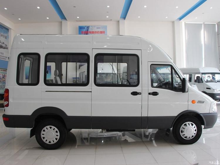 依维柯宝迪A37改装底盘车带房车公告小型专用客车公告旅居车国五