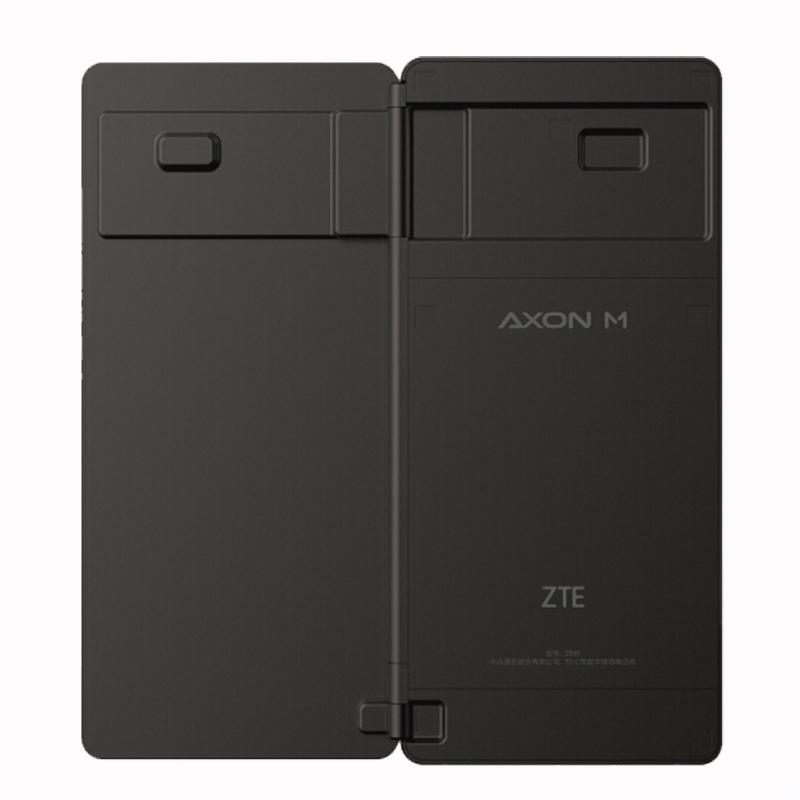 天机双折叠屏手机 4G 全网通 M AXON 天机 Z999 中兴 ZTE 等多重豪礼 魔镜 送蓝牙 期分期 12