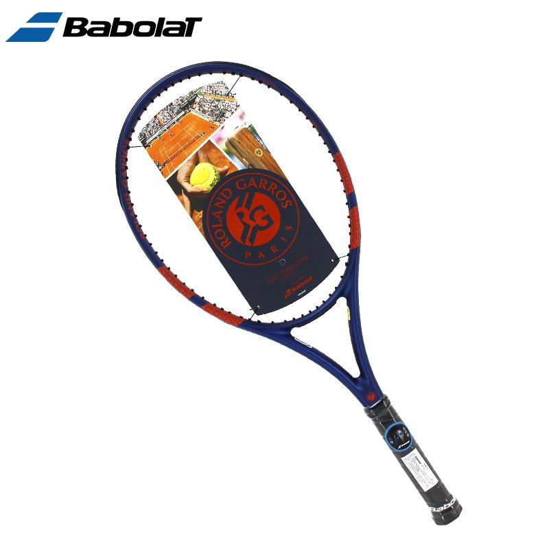 babolat百宝力网球拍pd drive李娜全碳素男女单人专业 网球拍套装