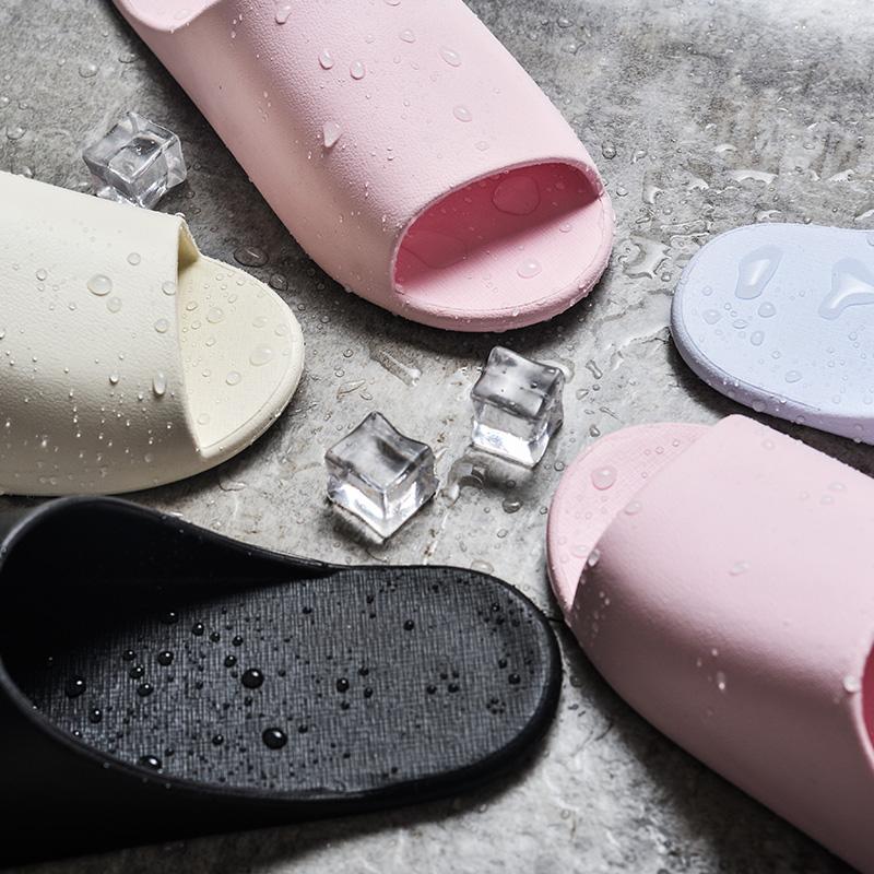 EVA新款拖鞋女夏情侶家居家用室內日式浴室輕便軟底防滑涼拖鞋男