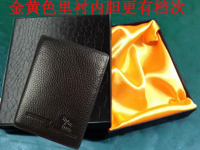 男士真皮钱包大容量 加厚加围短款钱夹横竖款头层牛皮商务软皮夹