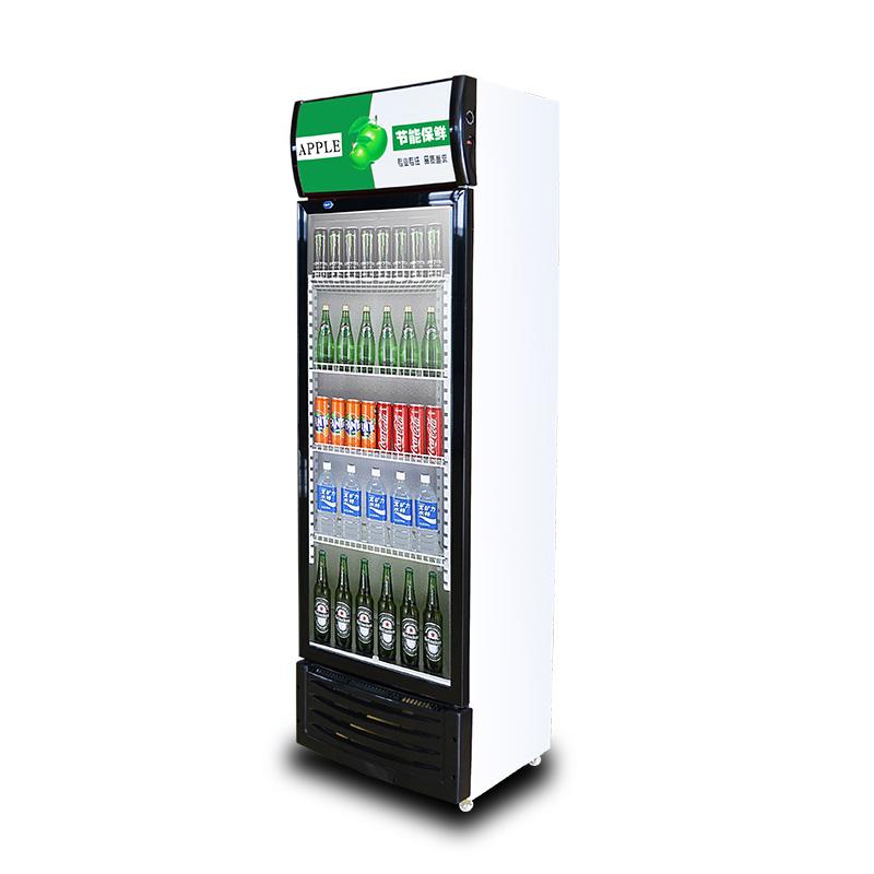 诺唯斯展示柜冷藏柜商用冰柜冰箱啤酒柜饮品保鲜柜双门单门饮料柜