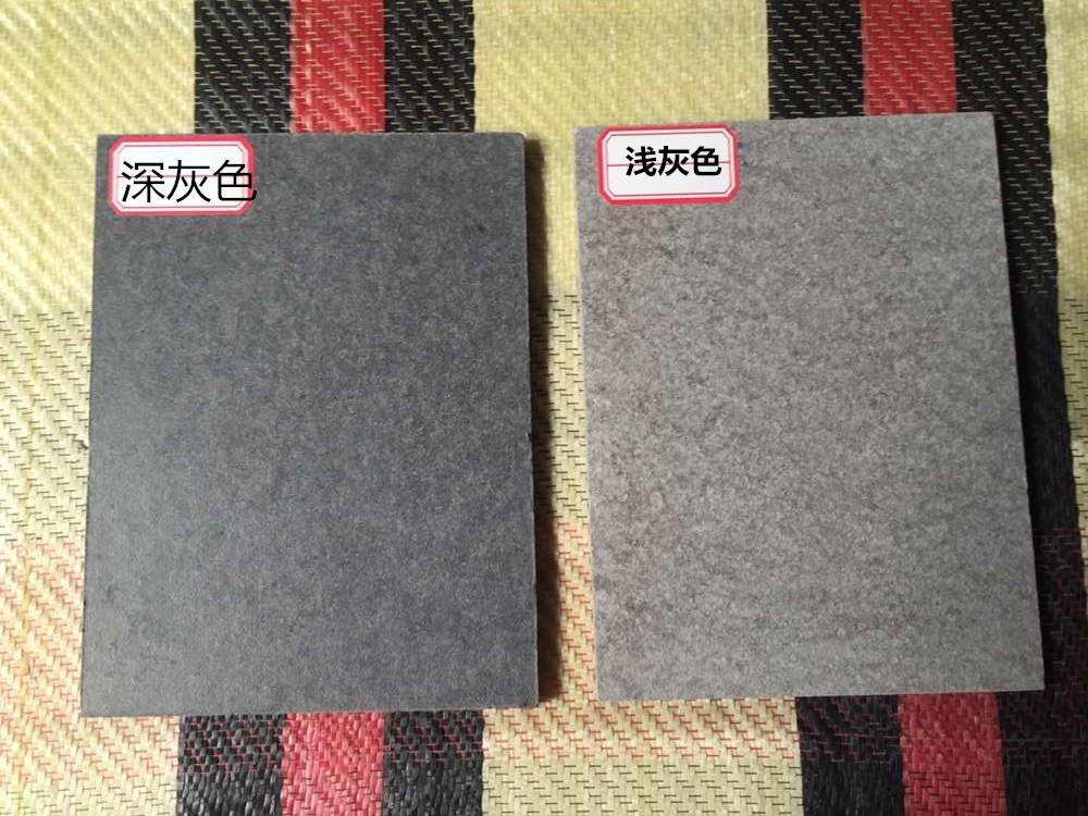 厂家直销抛光装饰板黑岩板水泥板墙面纤维板饰面板美岩板木丝板