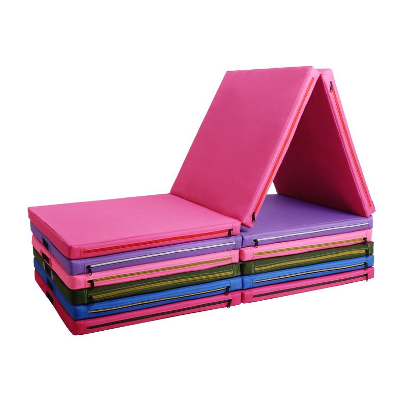 舞蹈垫子儿童练功垫女孩防滑加厚体操垫健身垫运动垫子仰卧起坐垫