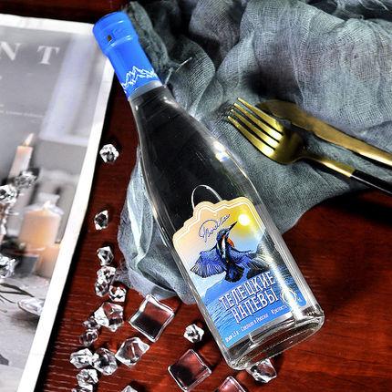 俄罗斯原装进口麦穗伏特加500ml40度白酒烈酒 洋酒鸡尾酒小鸟洋酒