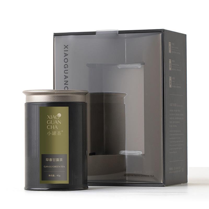 40g 年明前新茶茶叶礼盒装 2020 小罐茶早春甘露茶特级绿茶 预售