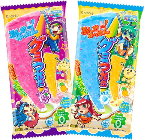 小伶玩具日本食玩 儿童手工自制DIY八爪鱼糖果丸子 嘟粒粒冻粒子