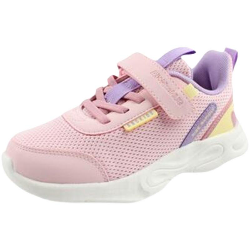 Y133301041 秋款新款女童透气网面轻便跑步运动鞋 2021 童鞋 Abckids