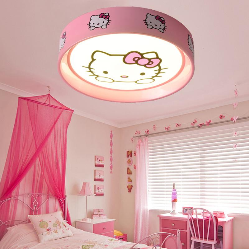 儿童房灯男孩卧室吸顶灯美式简约现代创意佩奇美国队长卡通房间灯