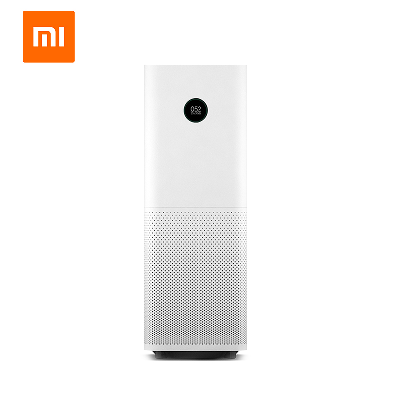 小米米家空气净化器2代Pro 智能家用卧室办公室内除甲醛雾霾PM2.5
