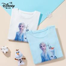 迪士尼新款潮流女童上衣T袖
