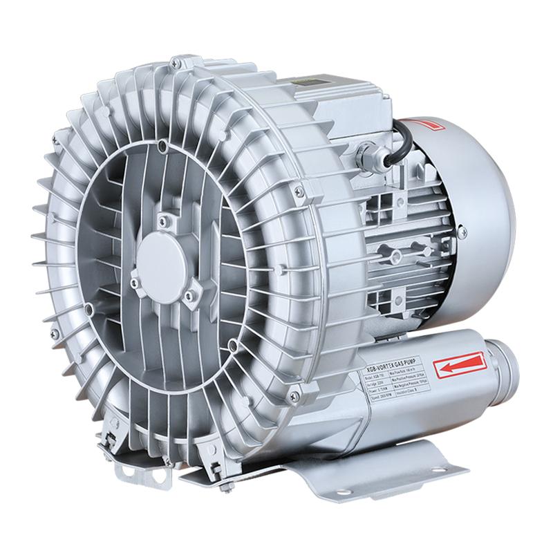 漩涡风机旋涡式气泵工业离心高压风机鱼塘增氧机大功率强力鼓风机