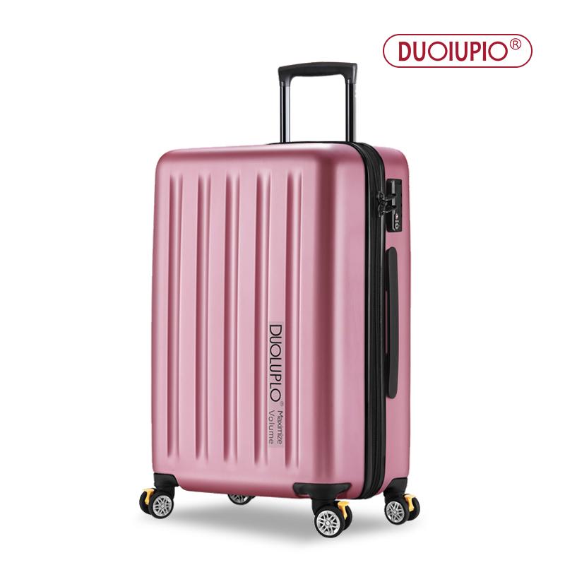 行李箱小型20寸学生高中18寸拉杆箱万向轮24寸时尚旅行箱女小轻便