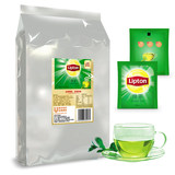 Lipton green tea tea bag 80 small bags independent new packaging combination bagged alpine teabag office tea hotel special