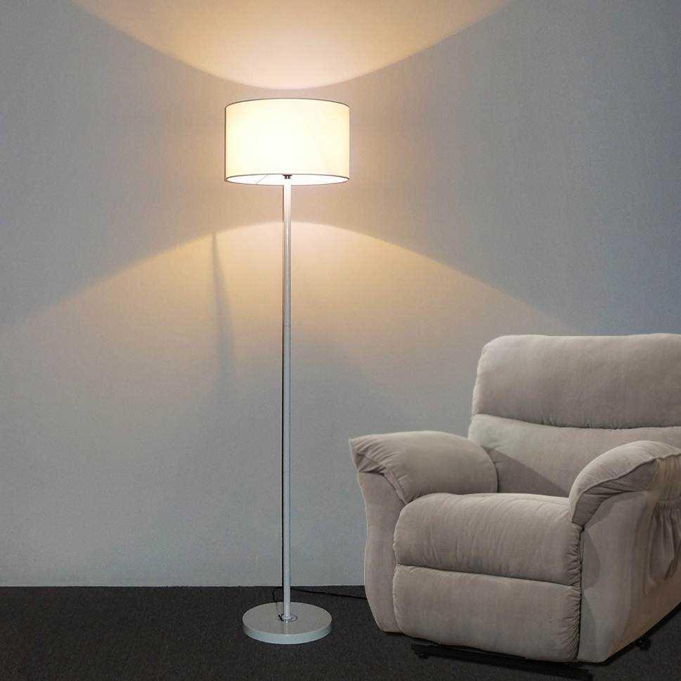 易可调光落地床办公室坐地灯柔光底座灯具灯调光
