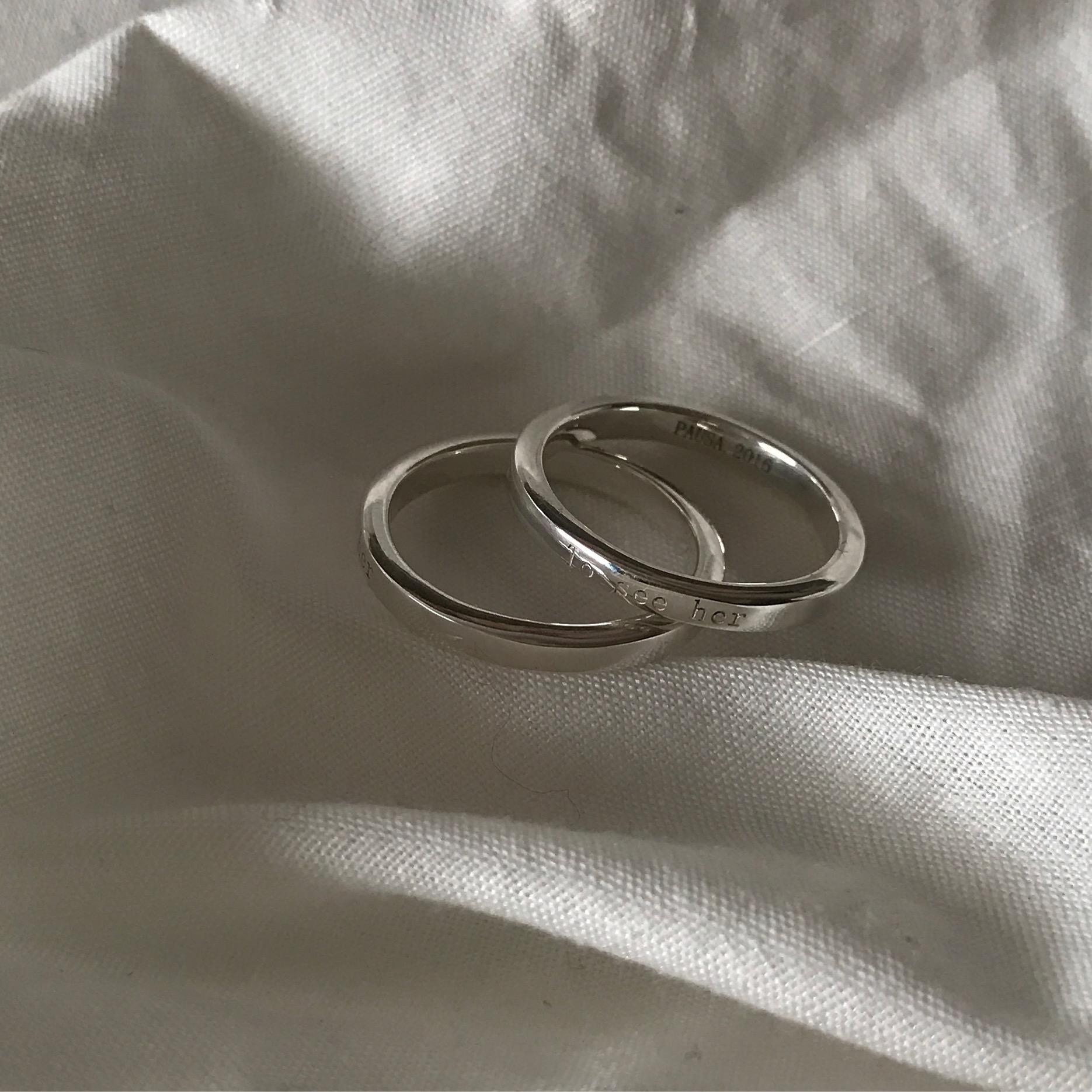 戒指 Ring HER SEE TO 2016.vol.2 ANN PAUSA